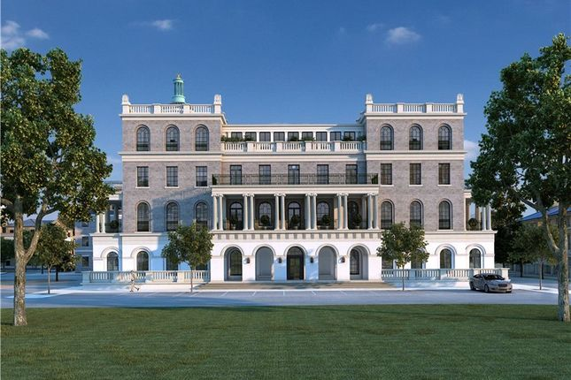 Thumbnail Flat for sale in Apartment 2 Royal Pavilion, Pavilion Green, Poundbury, Dorchester