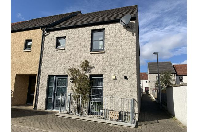 Thumbnail Semi-detached house for sale in Calender Place, Aberdeen