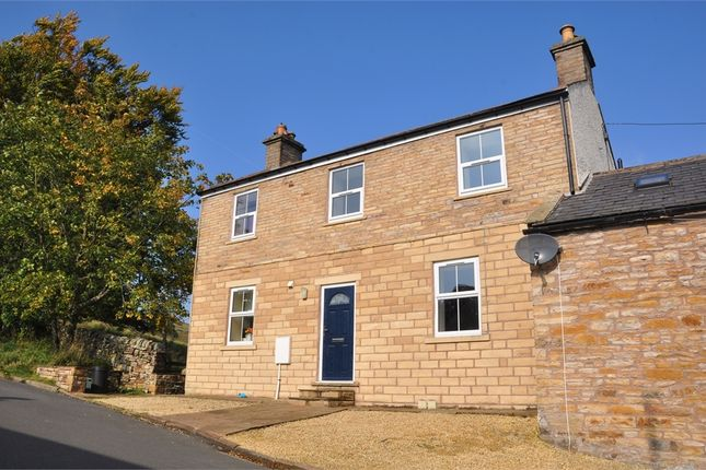 Thumbnail Cottage to rent in Bankfoot View, Overwater, Nenthead, Cumbria.