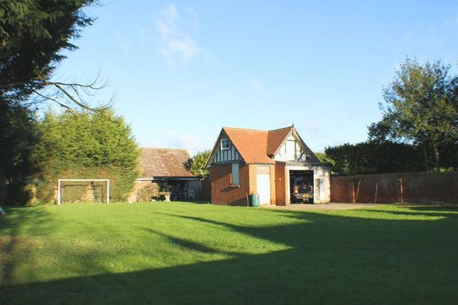 Thumbnail Land for sale in Oaklands Way, Sturry, Canterbury