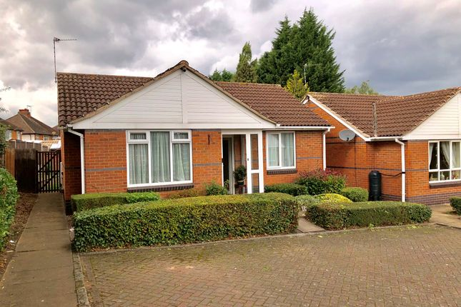 Thumbnail Detached bungalow for sale in Marsden Lane, Aylestone, Leicester