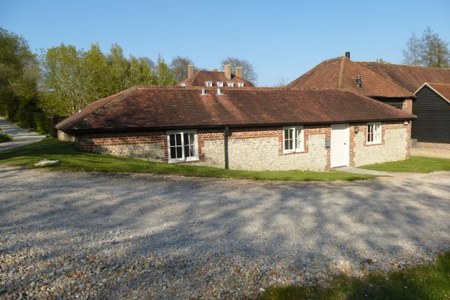 Thumbnail 1 bed bungalow to rent in Foxcombe Farm, South Harting