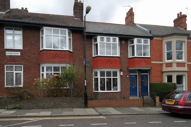 Thumbnail Flat to rent in Ilford Road, Newcastle Upon Tyne