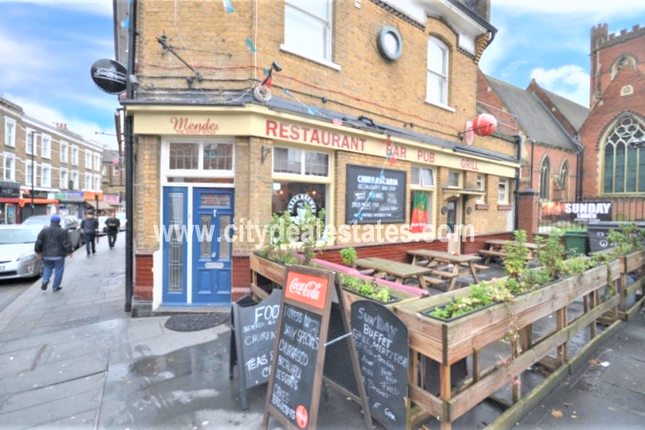 Thumbnail Restaurant/cafe to let in Prideaux Place, Friars Place Lane, London