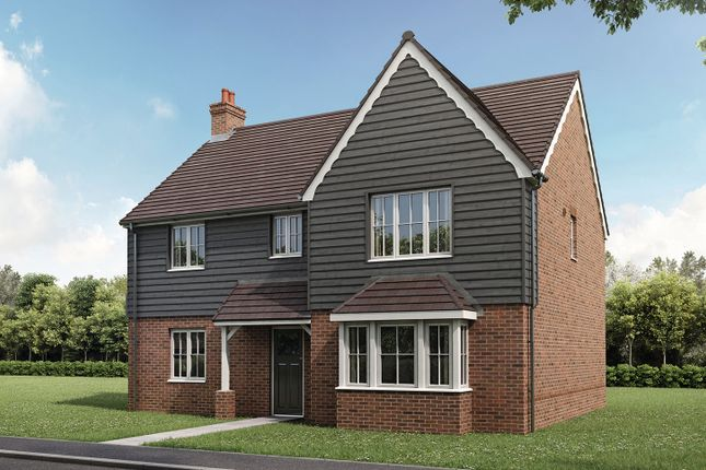 """Thumbnail Detached house for sale in """"The Cottingham"""" at Gallows Hill, Warwick"""