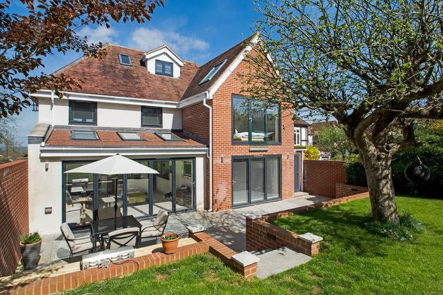 Thumbnail Detached house for sale in Hilltop Crescent, Portsmouth