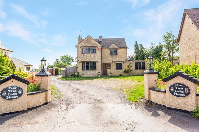 Thumbnail Detached house for sale in Boddington Road, Staverton, Cheltenham