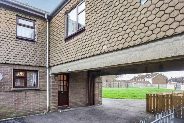 Thumbnail End terrace house for sale in Lincoln Court, Derry / Londonderry