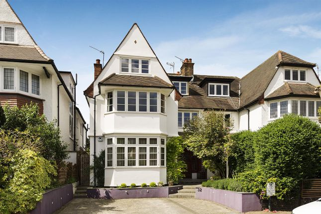 6 bed property for sale in West Heath Drive, London