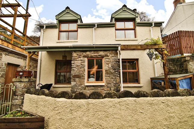 Thumbnail Detached house for sale in Rhonas Road, Clydach North, Abergavenny