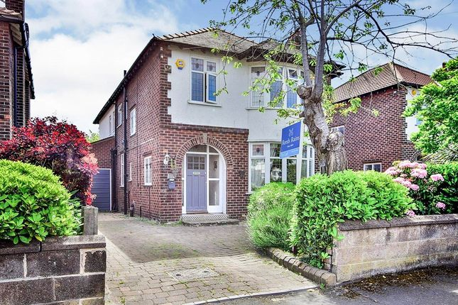 4 bed detached house to rent in Meadow Bank, Timperley, Altrincham, Cheshire WA15