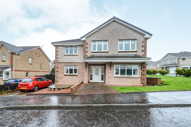 Thumbnail Detached house for sale in Perrays Court, Dumbarton