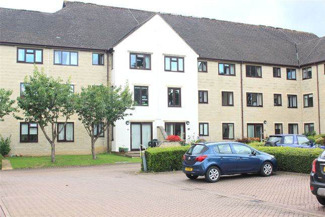 Flat for sale in Barclay Court, Trafalgar Road, Cirencester