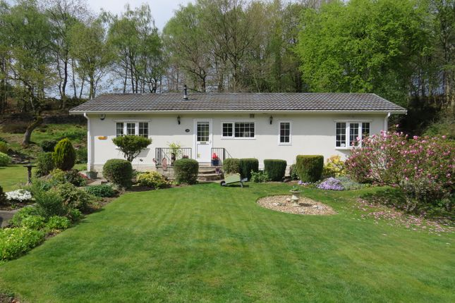Thumbnail Mobile/park home for sale in Cupola Park, Whatstandwell, Matlock