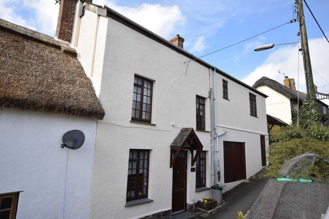 Thumbnail End terrace house for sale in Spicers Lane, Stratton, Cornwall