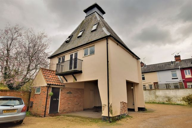 Thumbnail 1 bed detached house for sale in Old School Yard, Debden Road, Saffron Walden