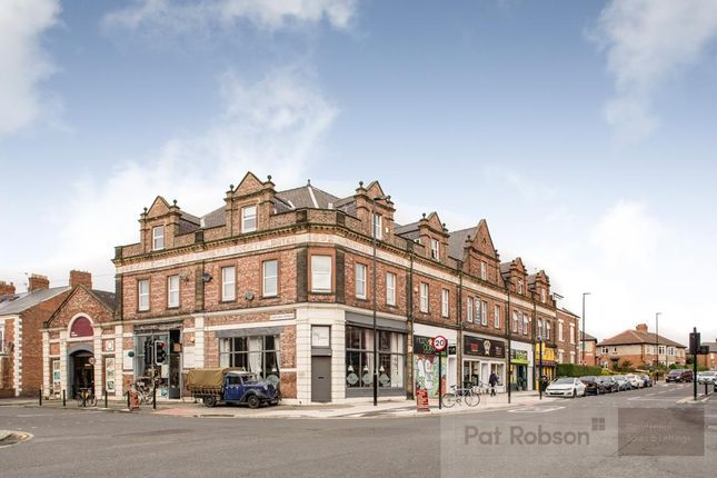 Thumbnail Flat for sale in Heaton Road, Heaton, Newcastle Upon Tyne