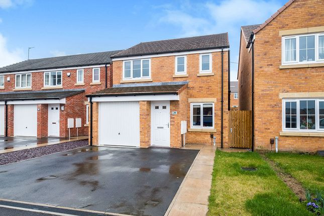 Thumbnail Detached house for sale in Elmore Street, Thurcroft, Rotherham