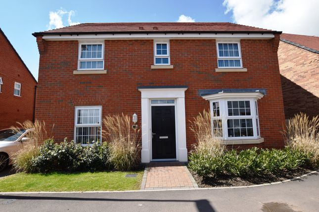 4 bed detached house for sale in Verrill Close, Market Drayton TF9