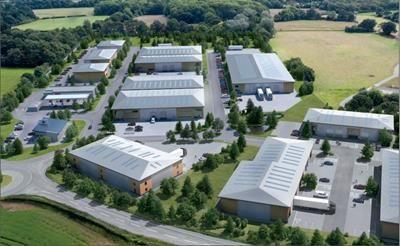 Thumbnail Light industrial to let in Billingshurst Business Park, Stane Street, Billingshurst, West Sussex