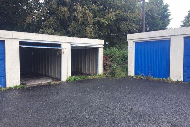 Garages 5, 6 & 7 Woodlands, Halwill, Beaworthy, Devon EX21