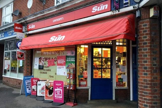 Thumbnail Retail premises for sale in Drayton Road, Norwich