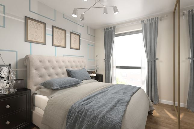 1 bed flat for sale in Palantine Gardens Phase 2, Roscoe Road, Sheffield