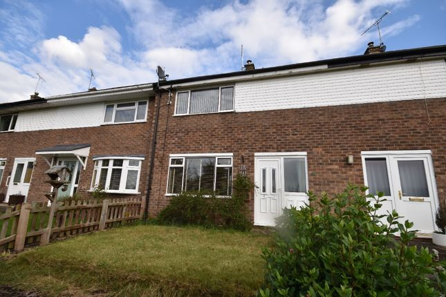 Thumbnail Terraced house to rent in Parker Drive, Farndon