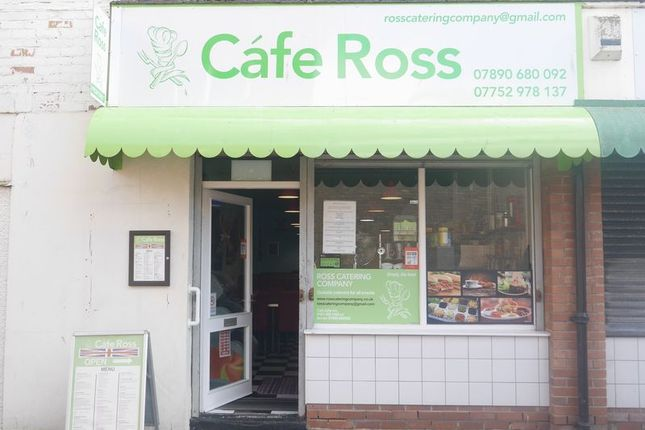 Restaurant/cafe for sale in Cafe Ross, 5 Queen Street, South Shields