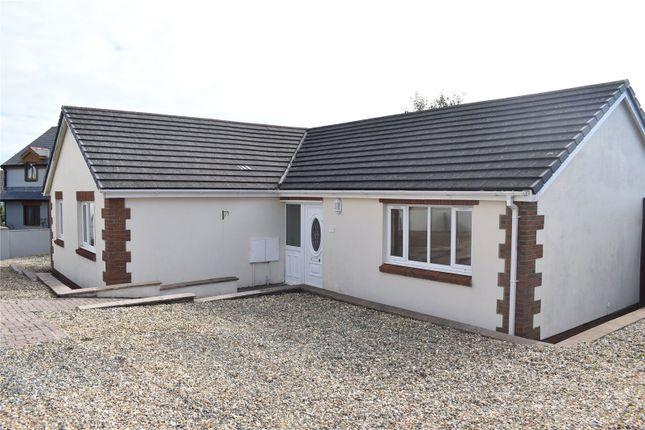 3 bed bungalow for sale in Fairways, Pembroke Dock SA72