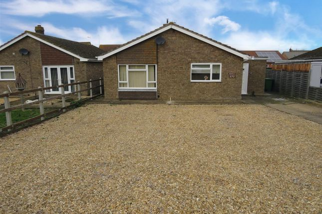 Thumbnail Bungalow to rent in Front Road, Murrow, Wisbech