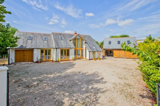 Thumbnail Detached house for sale in Aller Road, Kingskerswell, Newton Abbot