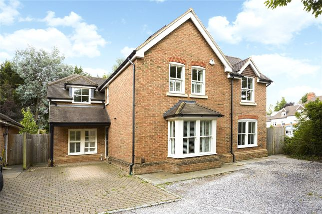 Thumbnail Detached house for sale in Broadwater Rise, Guildford, Surrey
