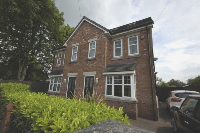 Thumbnail Semi-detached house to rent in Scot Lane, Blackrod, Bolton