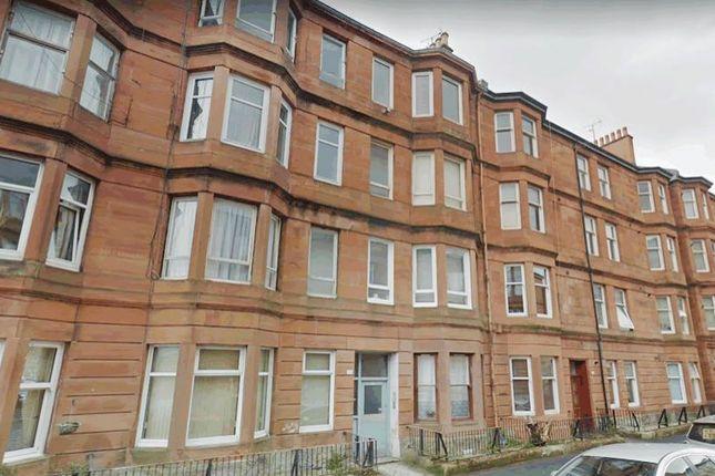 Thumbnail 1 bedroom flat for sale in 30, Elizabeth Street, Flat 0-1, Cessnock, Glasgow G511Ad