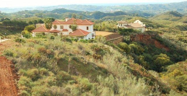 Land for sale in Spain, Málaga, Mijas