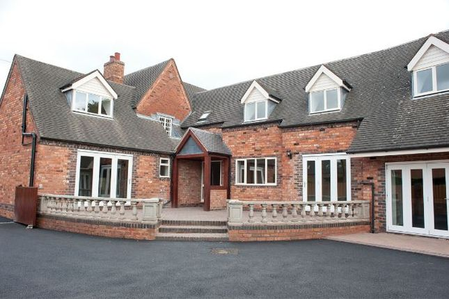 Thumbnail Detached house to rent in Chesterfield Road, Lichfield