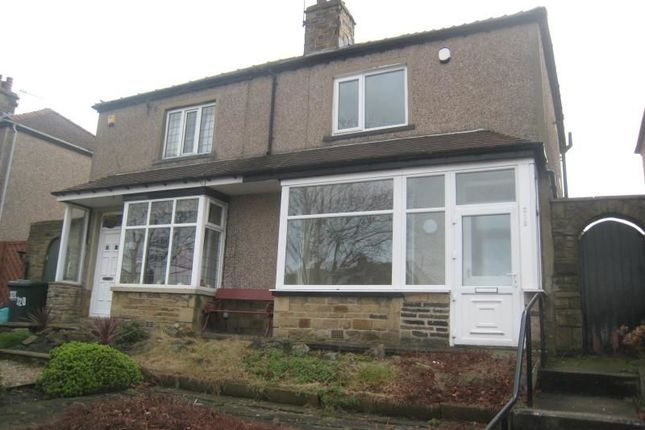 Thumbnail Semi-detached house to rent in Leeds Road, Shipley