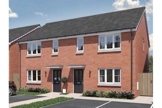3 bedroom semi-detached house for sale in Hedgehog Close, Melton Mowbray