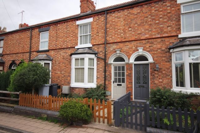 Thumbnail Terraced house to rent in Marsh Lane, Nantwich