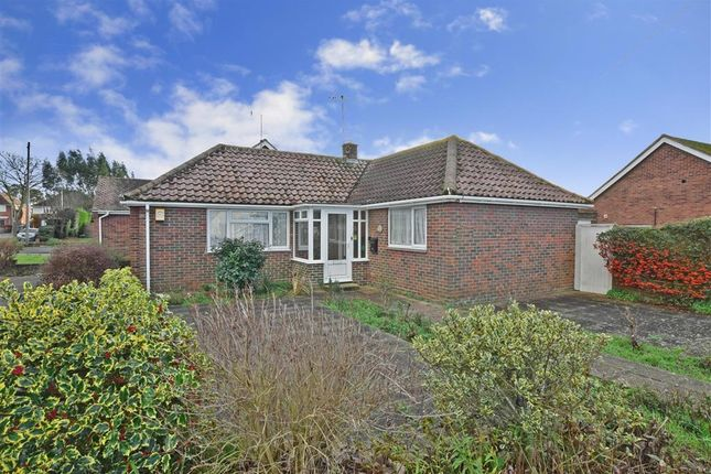 Thumbnail Detached bungalow for sale in Coniston Road, Goring-By-Sea, Worthing, West Sussex