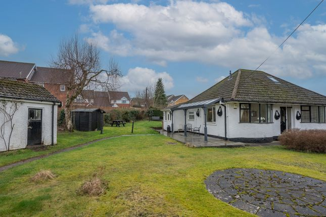 Thumbnail Bungalow for sale in Main Road, Maesycwmmer