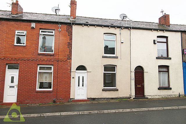 Thumbnail Terraced house to rent in Bolton Road, Westhoughton