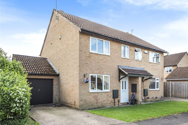3 bed semi-detached house for sale in Up Hatherley, Cheltenham GL51
