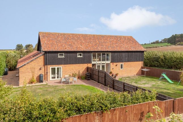Thumbnail Barn conversion for sale in Seastone Cottages, Station Road, Weybourne, Holt