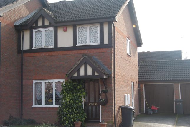 Thumbnail End terrace house to rent in Whinchat Grove, Kidderminster