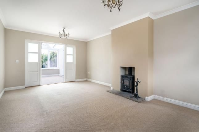 Living Room of Goring Road, Steyning, West Sussex, England BN44