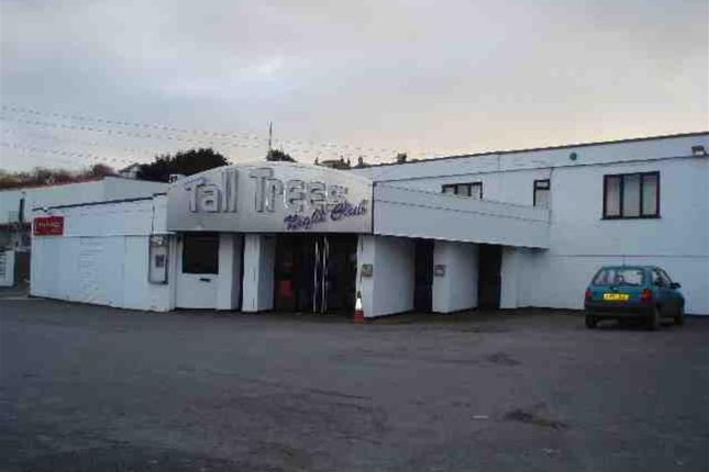 Thumbnail Pub/bar for sale in Tall Trees Nightclub, Tolcarne, Newquay