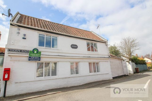 Thumbnail Property for sale in Thorpe Road, Haddiscoe, Norwich
