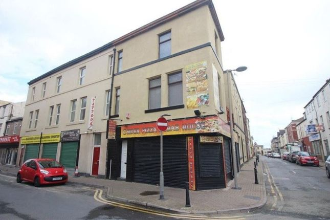 Thumbnail Restaurant/cafe for sale in Foxhall Road, Blackpool